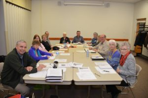 Portage MGS Council meeting Apr2016