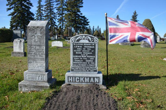 Famous burials
